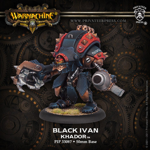 Black Ivan UPGRADE