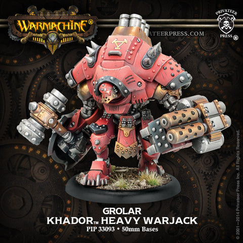 Khador Grolar Or Kodiak