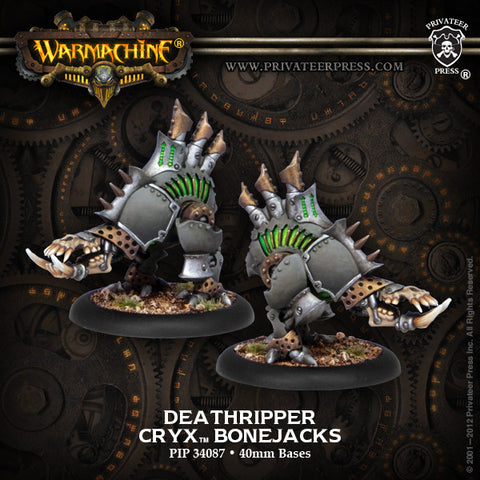 Cryx Deathrippers