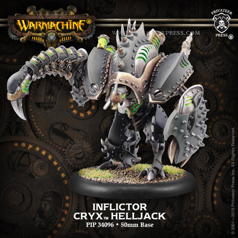 Cryx Inflictor Or Seether