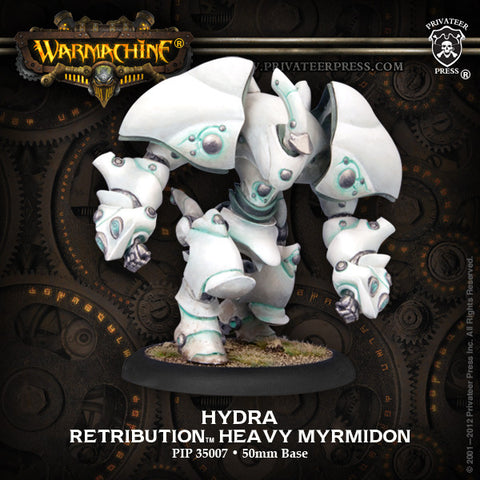 Retribution Myrmidon Hydra Manticore Phoenix