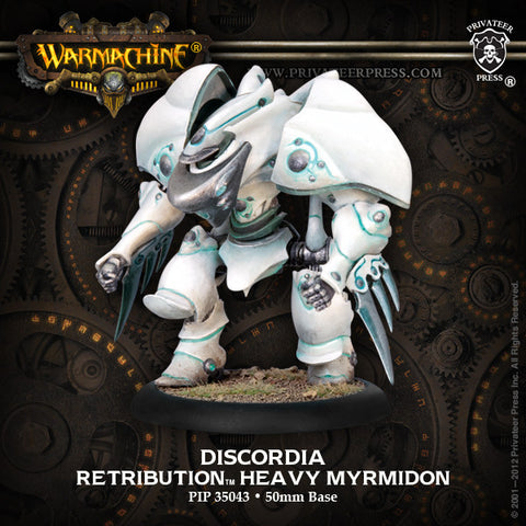 Retribution Discordia Upgrade Kit