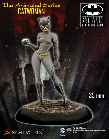 Animated Series Catwoman