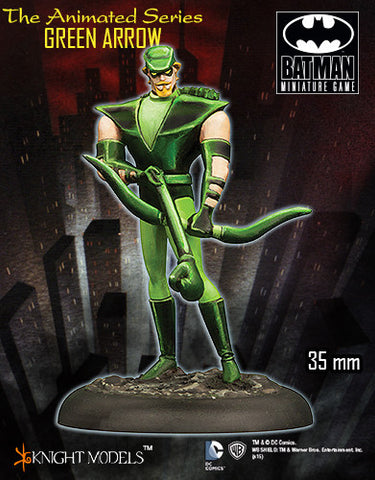 Animated Series Green Arrow