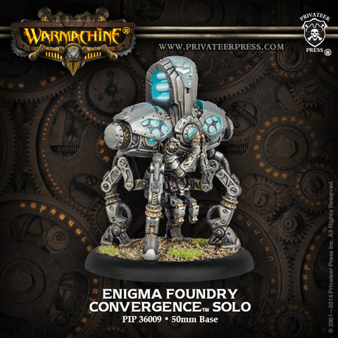 Convergence Solo Enigma Foundry