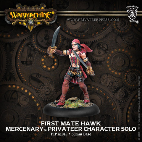 Mercenary First Mate Hawk