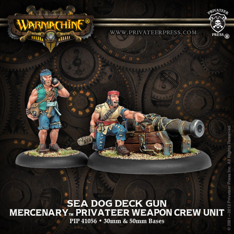 Mercenary Sea Dogs Deck Crew