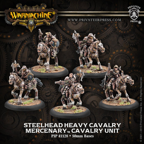 Mercenary Steelhead Heavy Cavalry