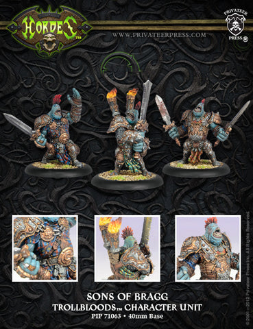 Trollblood Sons Of Bragg