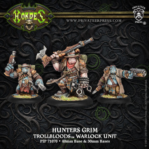 Trollblood Epic Hunters Grim