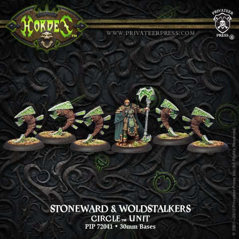 Circle Stoneward & Wold Stalkers