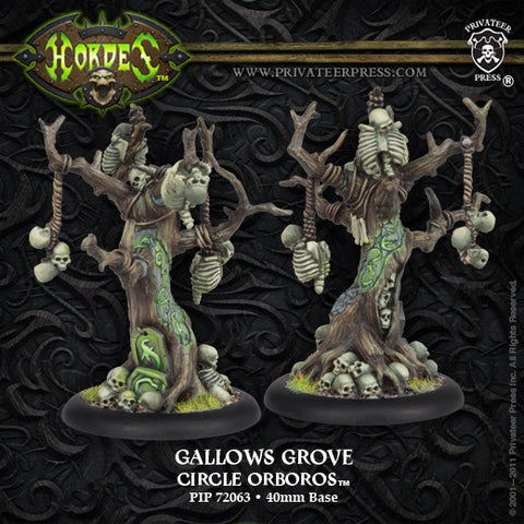 Circle Solos Gallows Grove