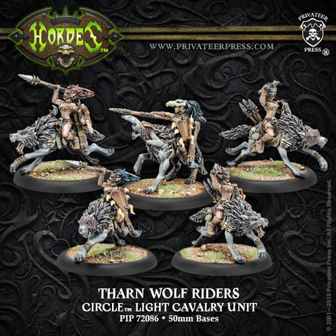 Circle Tharn Wolf Riders