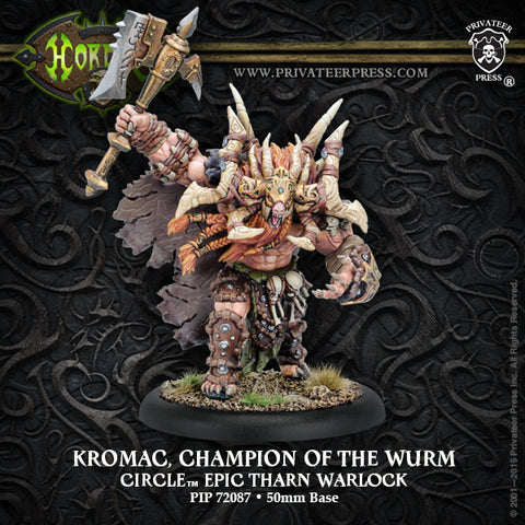 Circle Epic Kromac Champion Of The Wurm