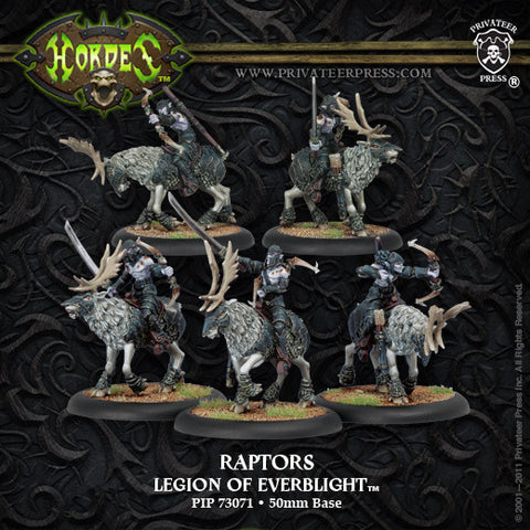 Legion Raptors Cavalry