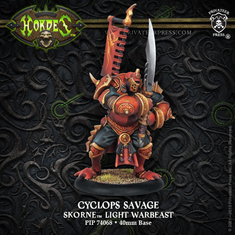 Skorne Cyclops Savage