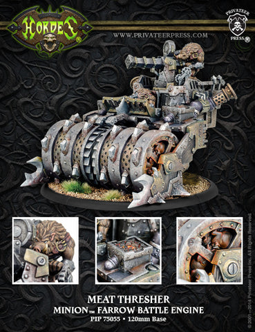 Minion Battle Engine Meat Thresher