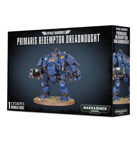 Space Marines: Primaris Redemptor Dreadnought