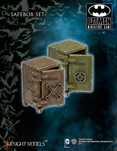 Safe Boxes