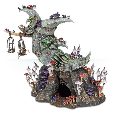 Gloomspite Gitz: Bad Moon Loonshrine