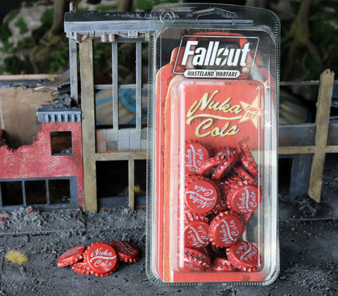 Nuka-Cola Caps Set