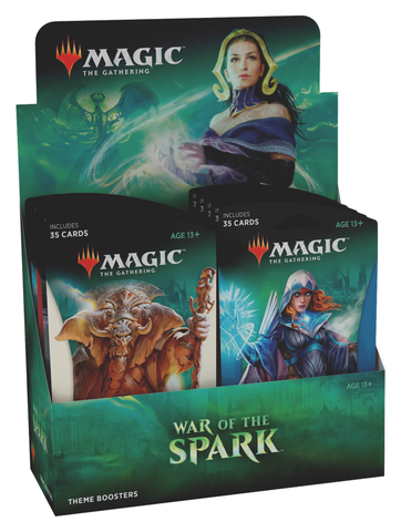 War of the Spark Planeswalker Deck