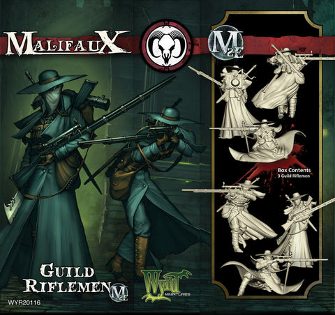 Guild Riflemen
