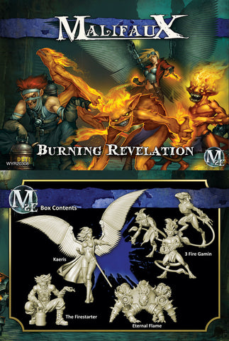 Burning Revelation