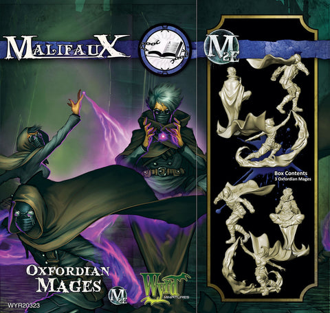 Malifaux: Oxfordian Mages
