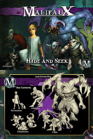 Malifaux: Hide and Seek Dreamer Crew