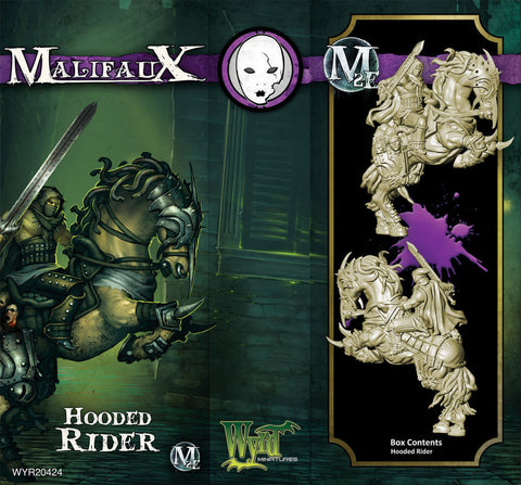 Malifaux: Hooded Rider
