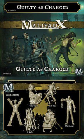 Malifaux: Guilty as Charged (Jack Daw Crew)
