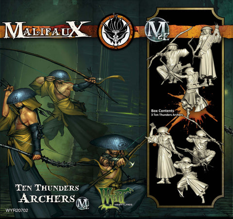 Ten Thunders Archers