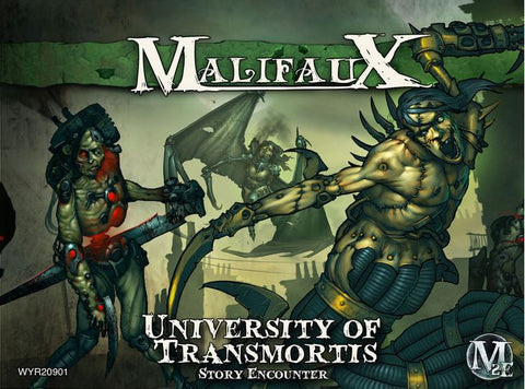 University of Transmortis