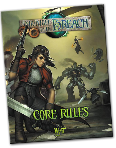 Through the Breach - Core Rules