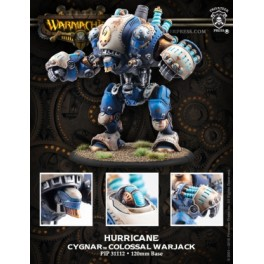 Cygnar Colossal Hurricane Or Stonewall