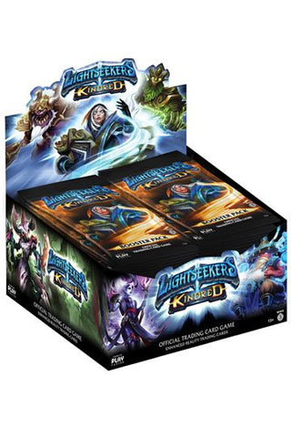 Lightseekers TCG Booster Display Wave 3 Kindred