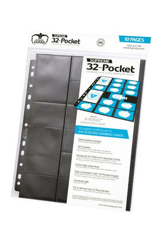 32-Pocket Pages 10