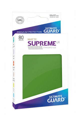 Supreme UX Sleeves Standard Size
