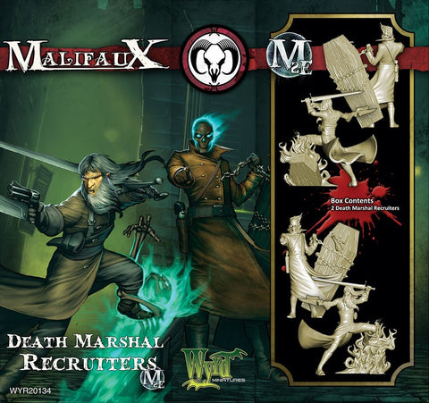 Death Marshal Recruiter