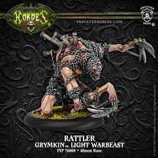Grymkin Light Warbeast Rattler
