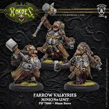 Minion Unit Farrow Valkyries