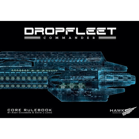 Dropfleet Commander Rulebook