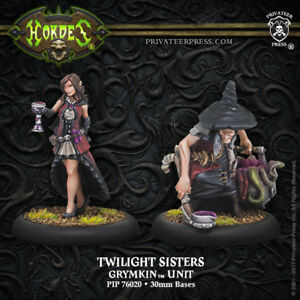 Grymkin Unit Twilight Sisters