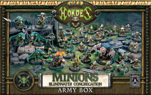Minioin Blindwater Army Box