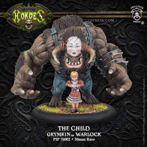 Grymkin Warlock The Child