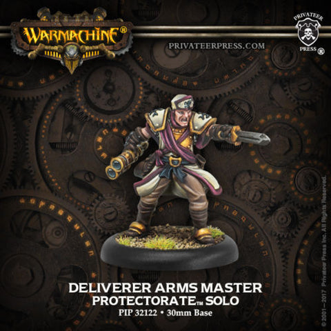 Protectorate Solo Deliverer Arms Master