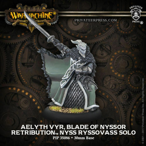 Retribution Solo Aelyth Vyr, Blade Of Nyssor