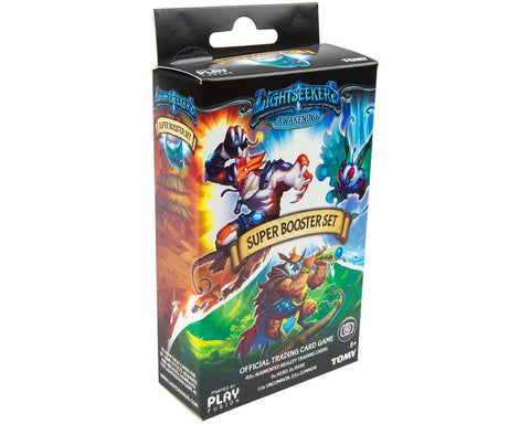 Lightseekers Super Booster set