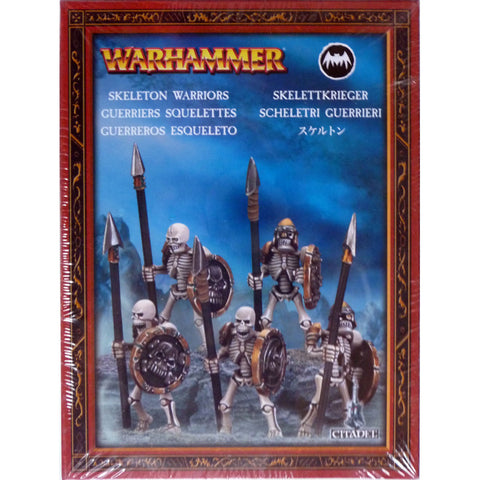 Easy To Build: Skeleton Warriors